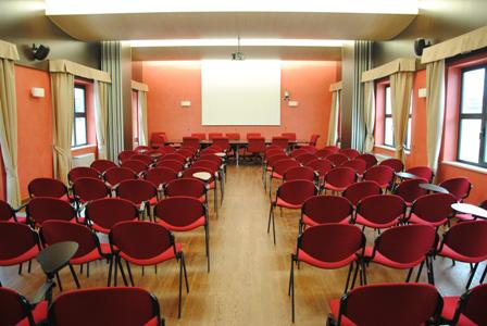 Sala Rossa sede di Chieti Scalo