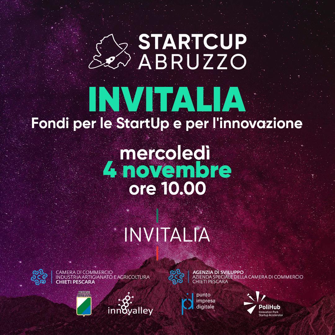 StartCup 4 novembre