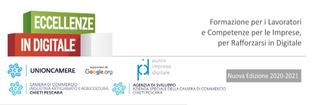 Eccellenze in Digitale - Modulo 8 - Sponsorizzazioni e Adv sui Social: scegliere strumenti e strategie e imparare a usare i social minori