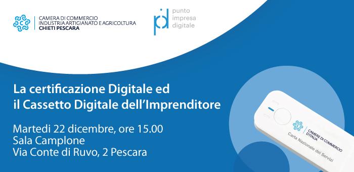 Evento identità digitale