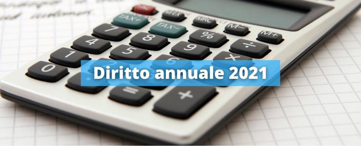 Diritto annuale 2021