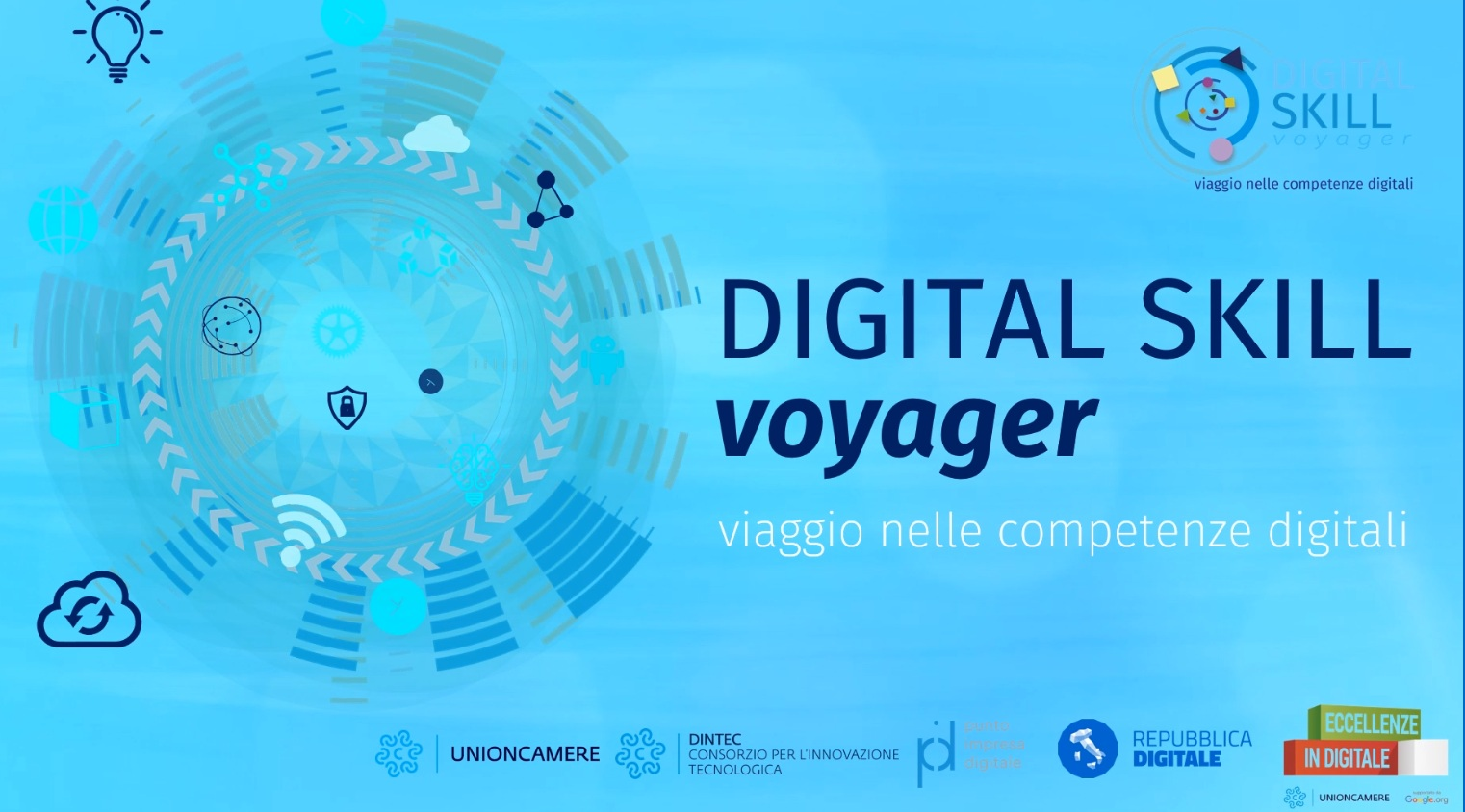 Digital voyager