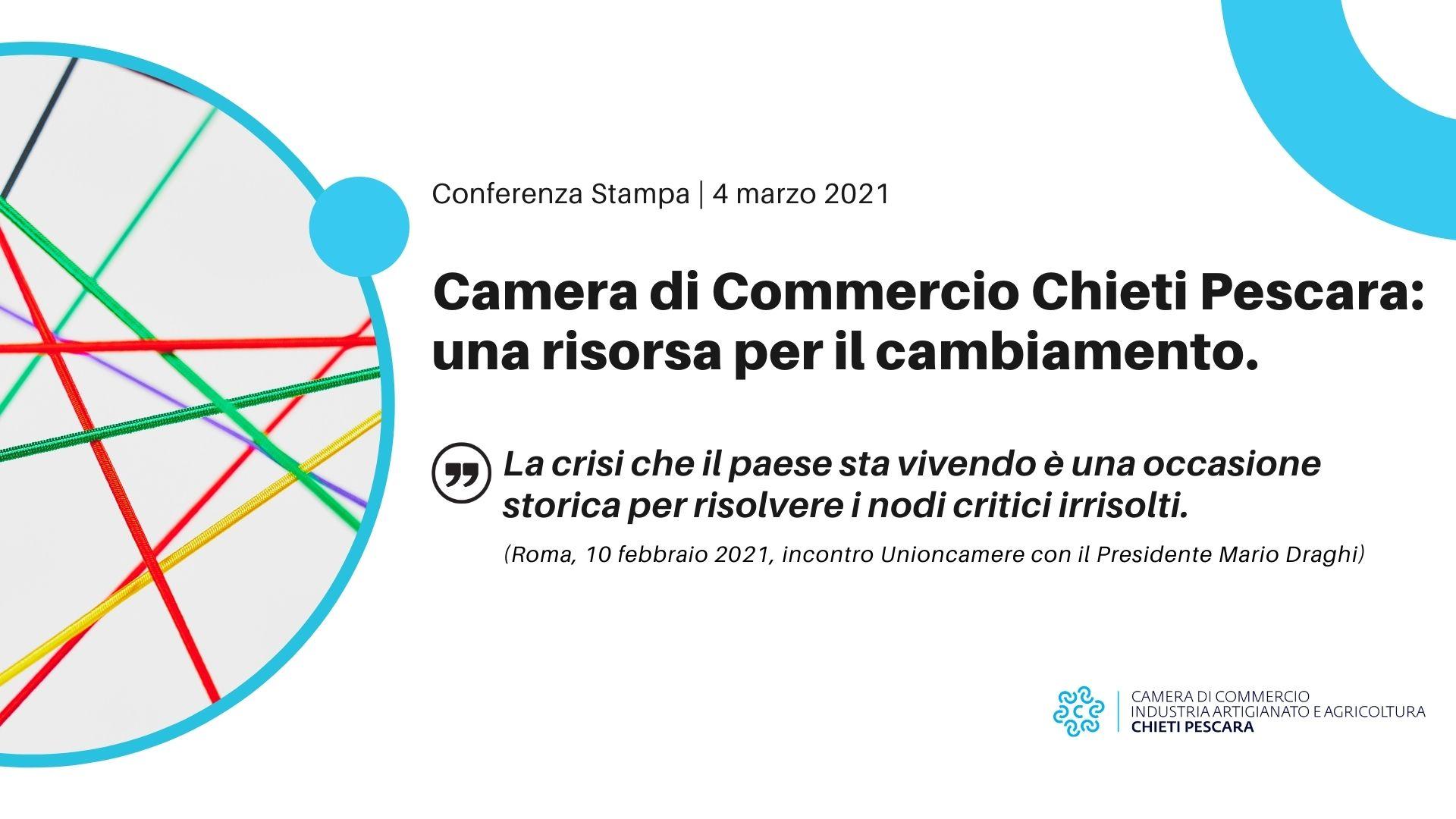 Conferenza stampa 4 marzo 2021