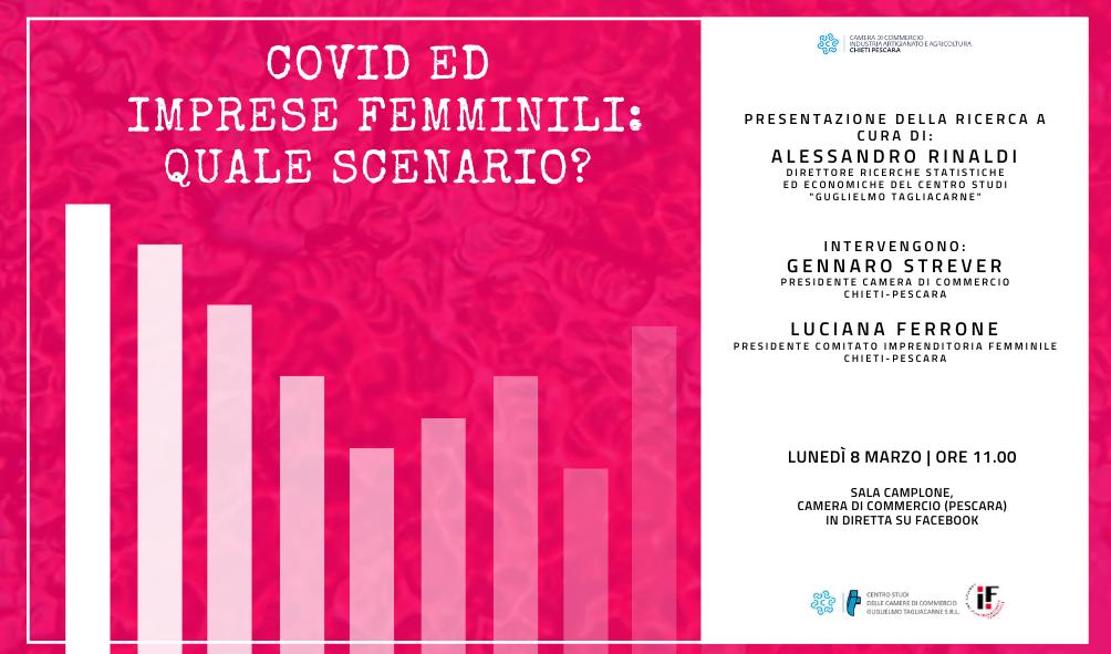 Covid ed Imprese femminile, quale scenario.