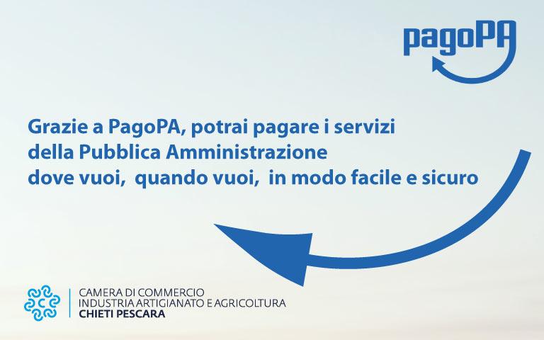 Banner pagina PagoPA
