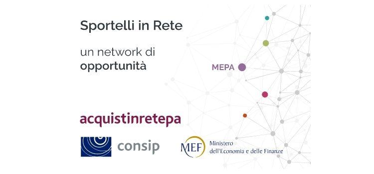 Sportelli in rete - il MEPA
