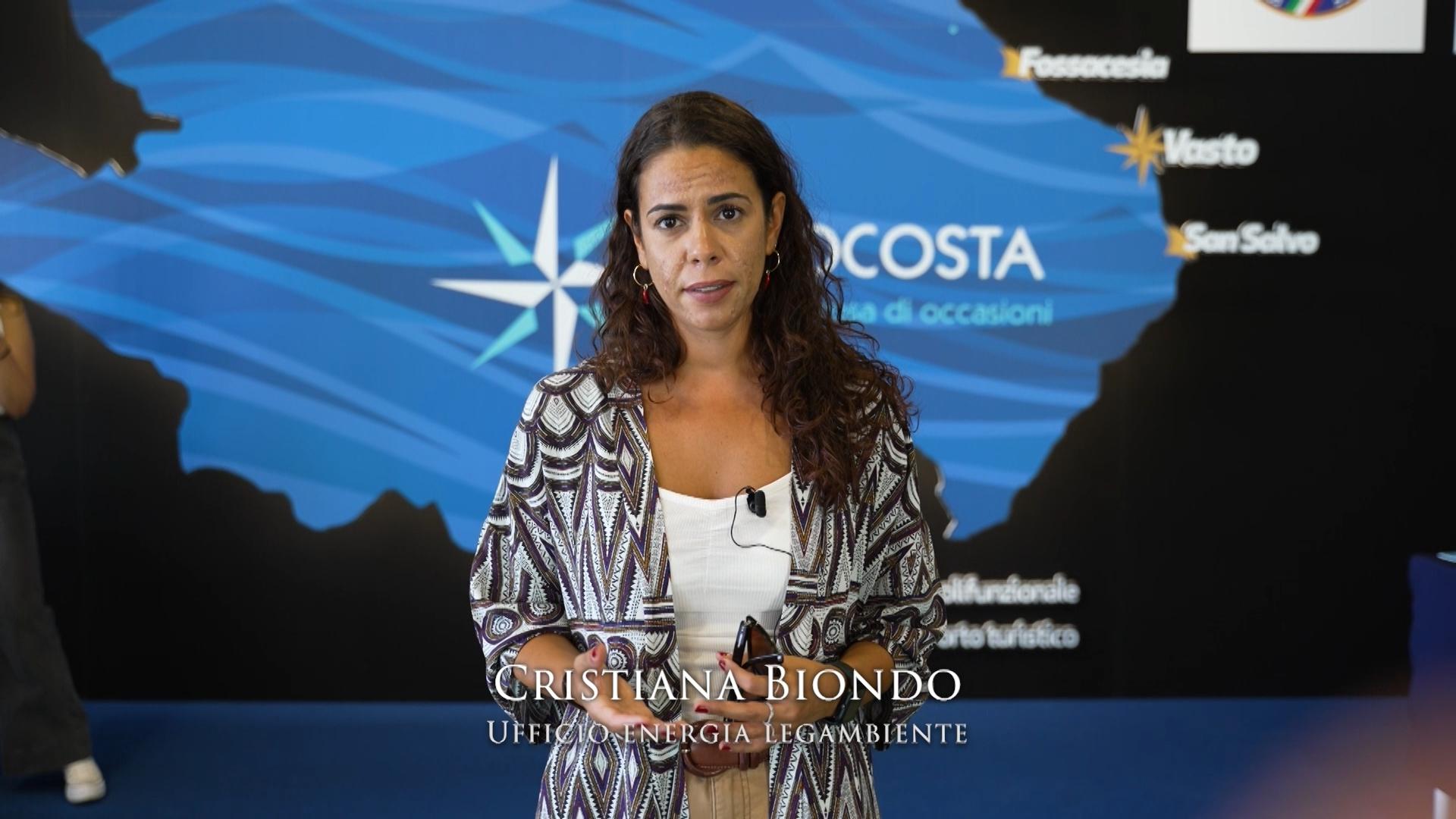 Cristiana Biondo