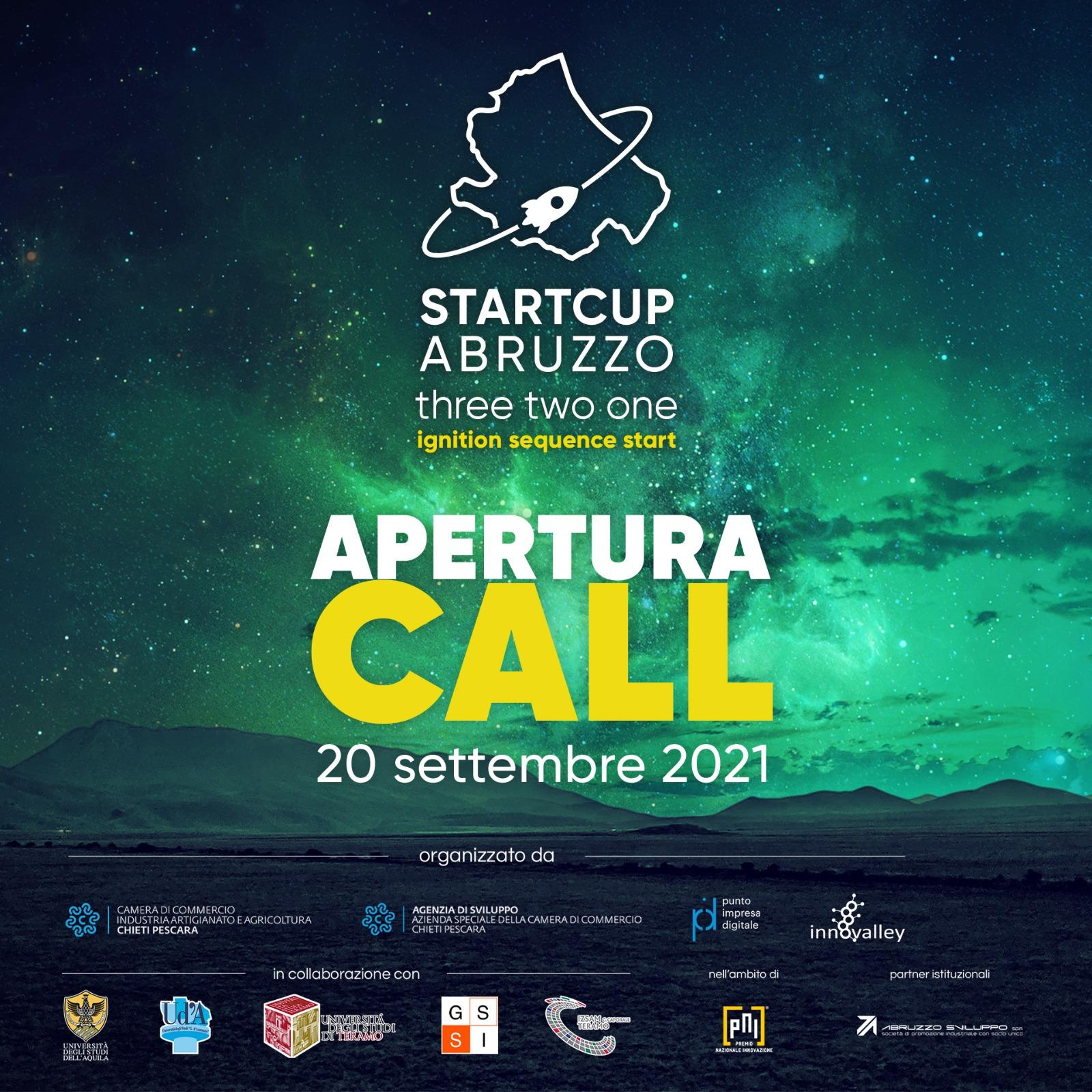 Call 2021 startcup