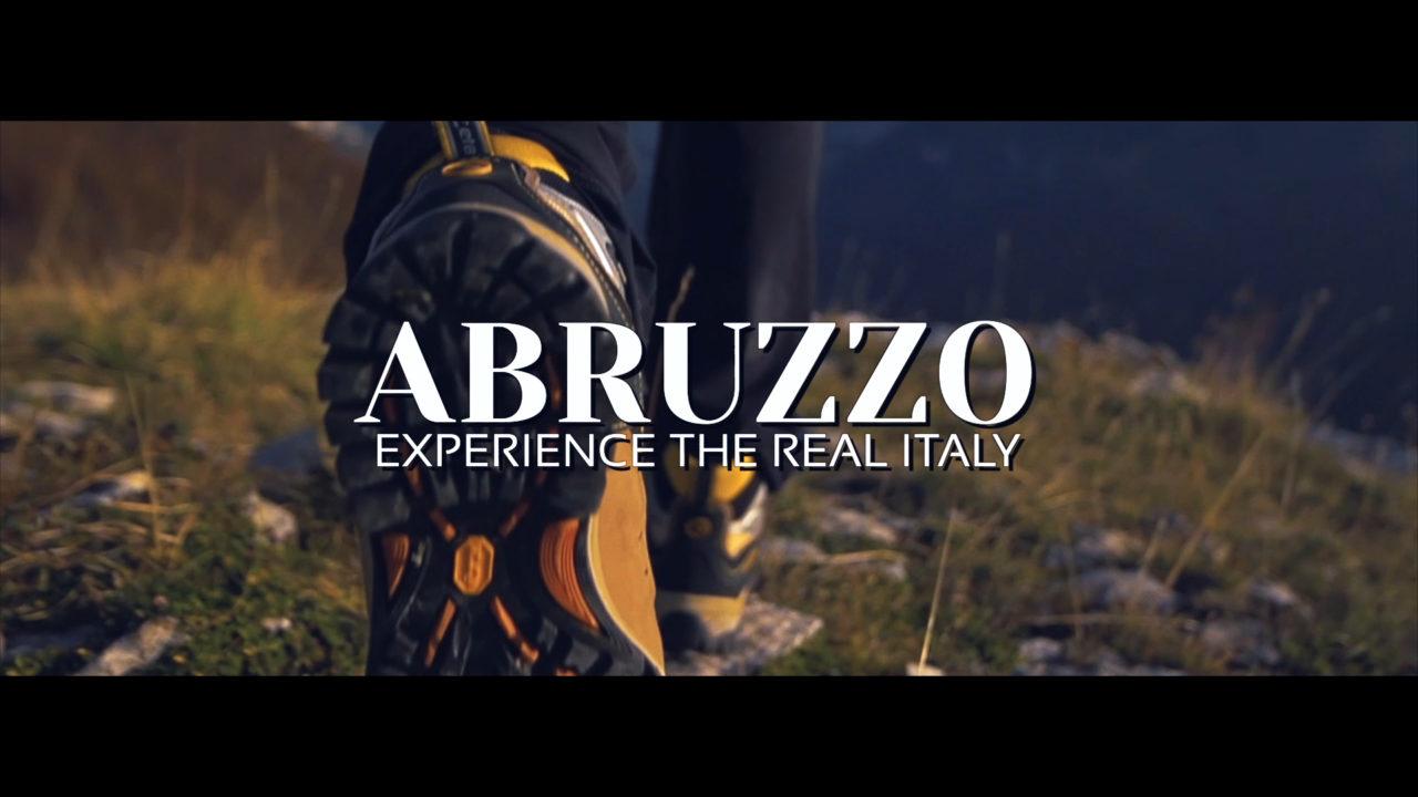 Campagna di comunicazione Abruzzo, experience the real Italy