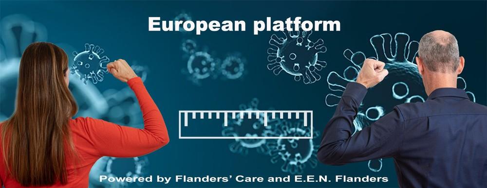 Corona piattaforma UE