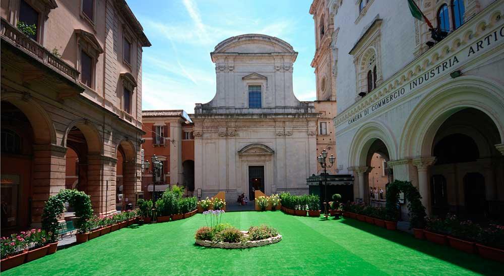 Sede Piazza Vico