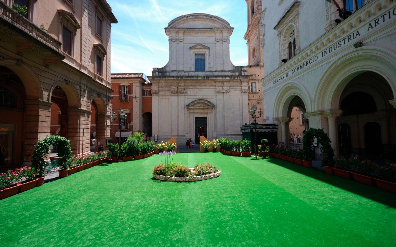 Sede Piazza G.B. Vico Chieti